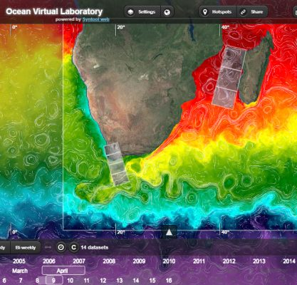 Ocean Virtual Data Lab