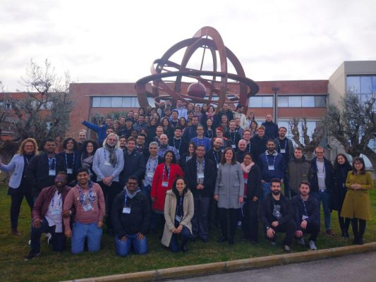 Advanced course on radar polarimetry 2019