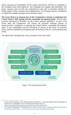 EU Green Deal
