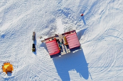 The Frozen Frontier: Monitoring the Greenland Ice Sheet from Space